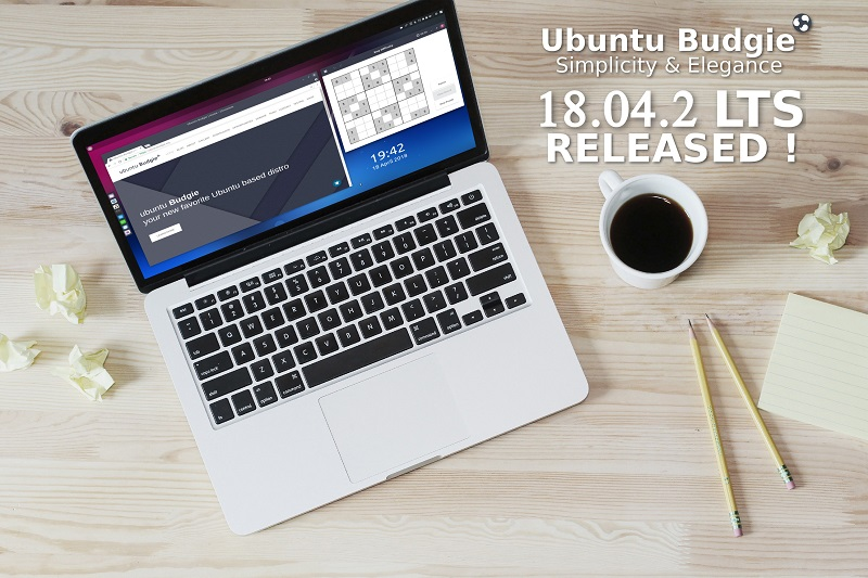 Ubuntu Budgie 18.04.2 Small