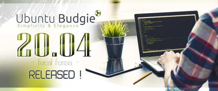 Ubuntu Budgie 20.04 Desktop